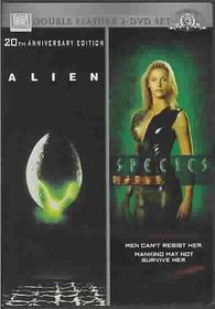 Alien/Species - (Region 1 Import DVD)