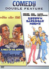 Piece of the Action/Uptown Saturday Night - (Region 1 Import DVD)