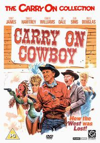 Carry On Cowboy                - (Import DVD)
