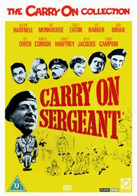 Carry On Sergeant              - (Import DVD)