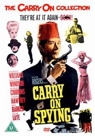 Carry On Spying                - (Import DVD)