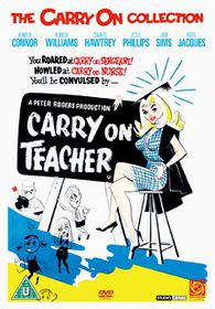 Carry On Teacher               - (Import DVD)
