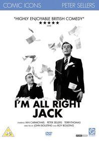 I'm Alright Jack - (Import DVD)