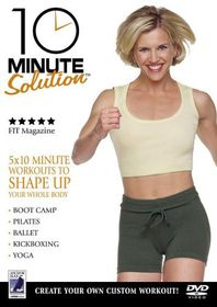 10 Minute Solution - (Import DVD)