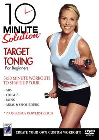 10 Minute Solution: Target Toning - (Import DVD)