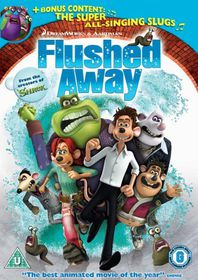 Flushed Away       - (Import DVD)
