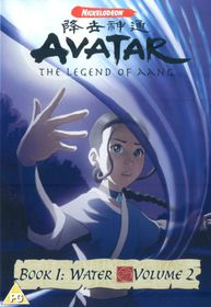 Avatar - The Legend Of Aang - Book 1 - Water Vol.2 - (Import DVD)
