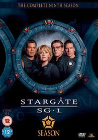 Stargate SG-1 Season 9 Box Set      - (Import DVD)