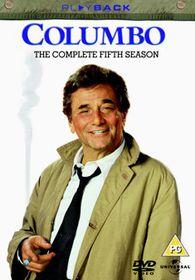 Columbo-Series 5 Box Set       - (Import DVD)