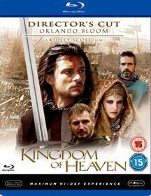 Kingdom Of Heaven Directors Cut - (Import Blu-ray Disc)