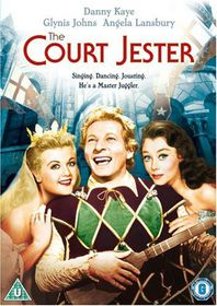 Court Jester                   - (Import DVD)