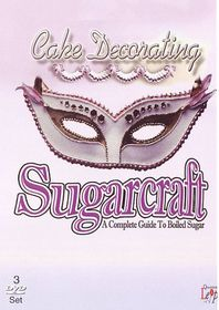 Sugarcraft - Guide to Boiled Sugar  - (Import DVD)