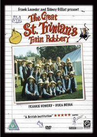 St Trinians-Great Train Robbery - (Import DVD)