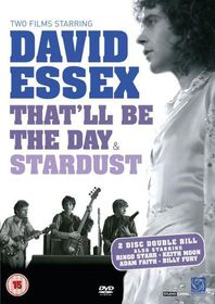 That'll Be The Day / Stardust    - (Import DVD)