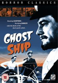 Ghost Ship (1953) - (Import DVD)