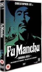 Fu Manchu Double Set (C.Lee)   - (Import DVD)