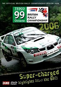 British Rally Champ.2006       - (Import DVD)