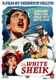 White Sheik                    - (Import DVD)