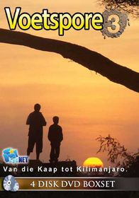 Voetspore 3 - (DVD)