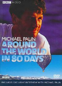 Michael Palin:Around the World in 80 - (Region 1 Import DVD)
