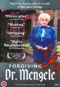 Forgiving Dr. Mengele - (Region 1 Import DVD)