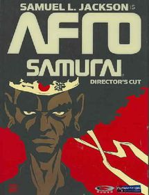 Afro Samurai:Uncut Version - (Region 1 Import DVD)
