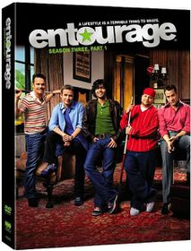 Entourage:Season 3 Part 1 - (Region 1 Import DVD)