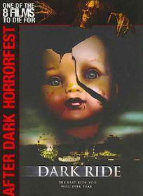 Dark Ride - (Region 1 Import DVD)