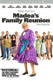 Madea's Family Reunion - (Region 1 Import DVD)