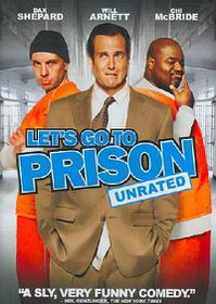Let's Go to Prison - (Region 1 Import DVD)