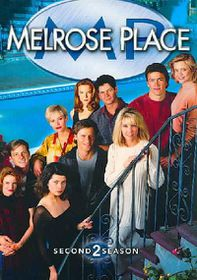 Melrose Place:Second Season - (Region 1 Import DVD)