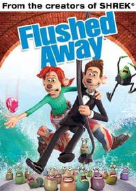 Flushed Away - (Region 1 Import DVD)