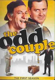 Odd Couple:Season One - (Region 1 Import DVD)