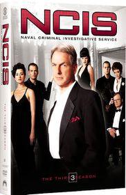 NCIS : Third Season - (Region 1 Import DVD)