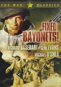 Fixed Bayonets - (Region 1 Import DVD)