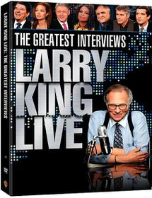 Larry King Live:Greatest Interviews - (Region 1 Import DVD)