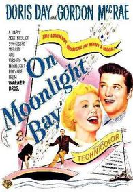 On Moonlight Bay - (Region 1 Import DVD)