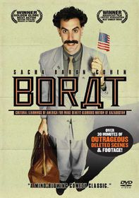 Borat: Cultural Learnings Of America For Make Benefit Glorious Nation Of Kazakhstan (DVD)