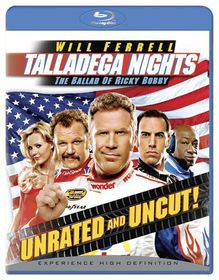Talladega Nights:Ballad of Ricky Bobb - (Region A Import Blu-ray Disc)