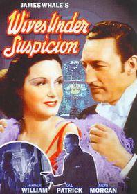 Wives Under Suspicion - (Region 1 Import DVD)
