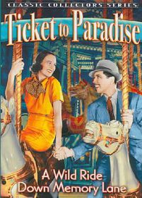 Ticket to Paradise - (Region 1 Import DVD)