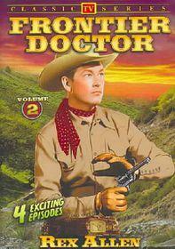 Frontier Doctor Volume 2 - (Region 1 Import DVD)