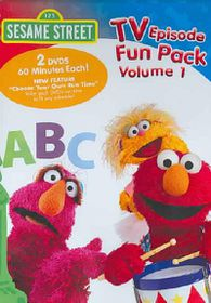 TV Episode Fun Pack Vol 1 - (Region 1 Import DVD)