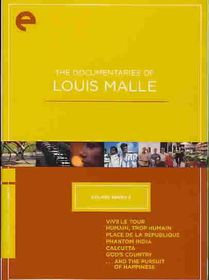 Documentaries of Louis Malle - (Region 1 Import DVD)