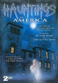 Hauntings in America - (Region 1 Import DVD)