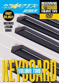 Beginning Keyboard Vol 2 - (Region 1 Import DVD)
