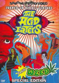 Acid Eaters/Weed - (Region 1 Import DVD)