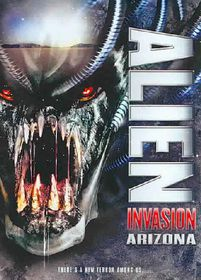 Alien Invasion Arizona - (Region 1 Import DVD)