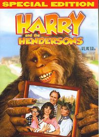 Harry and The Hendersons Special Edition - (Region 1 Import DVD)