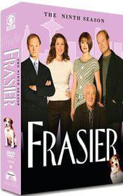 Frasier:Ninth Season - (Region 1 Import DVD)